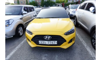 Veloster 1.4 TURBO 2019