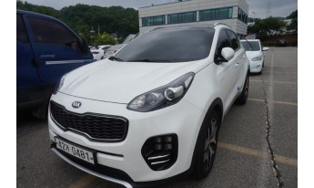 Sportage R2.0 2WD Noblesse 2016