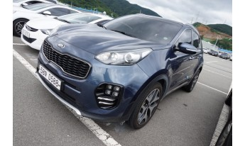 Sportage NEW R2.0 2WD Noblesse 2017