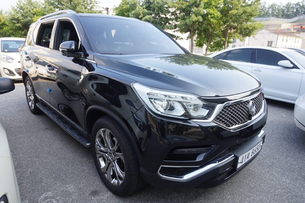 Rexton G4  2.2 дизель 4WD 2018